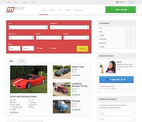 Motor WordPress Theme via ThemeForest