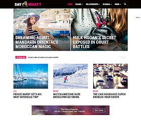 Newspaper WordPress Theme via ThemeForest