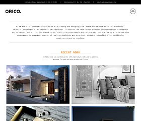 Orico WordPress Theme via ThemeForest