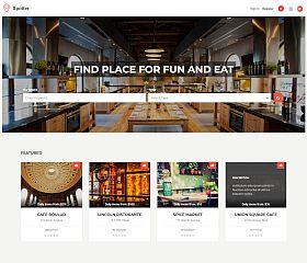 Spotter WordPress Theme via ThemeForest