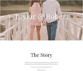 Taylor WordPress Theme via ThemeForest