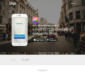 Urip WordPress Theme via ThemeForest