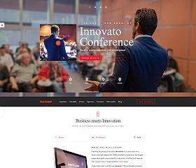Ventcamp WordPress Theme via ThemeForest