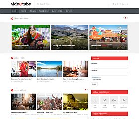 VideoTube WordPress Theme via ThemeForest