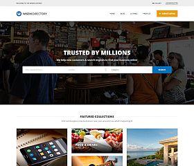 Wisem WordPress Theme via ThemeForest
