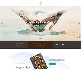 Creed WordPress Theme by ThemeFuse