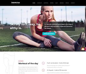 InShape WordPress Theme by ThemeFuse