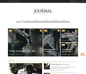 Journal WordPress Theme by ThemeFuse