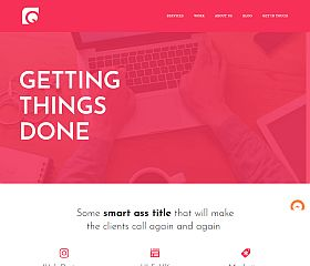 Quantum WordPress Theme by ThemeFuse