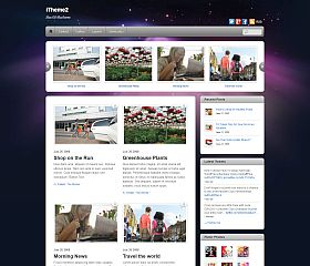 iTheme2 WordPress Theme by Themify