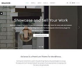 Balance WordPress Theme by WPZoom