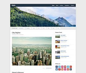 Meeta WordPress Theme by WPZoom